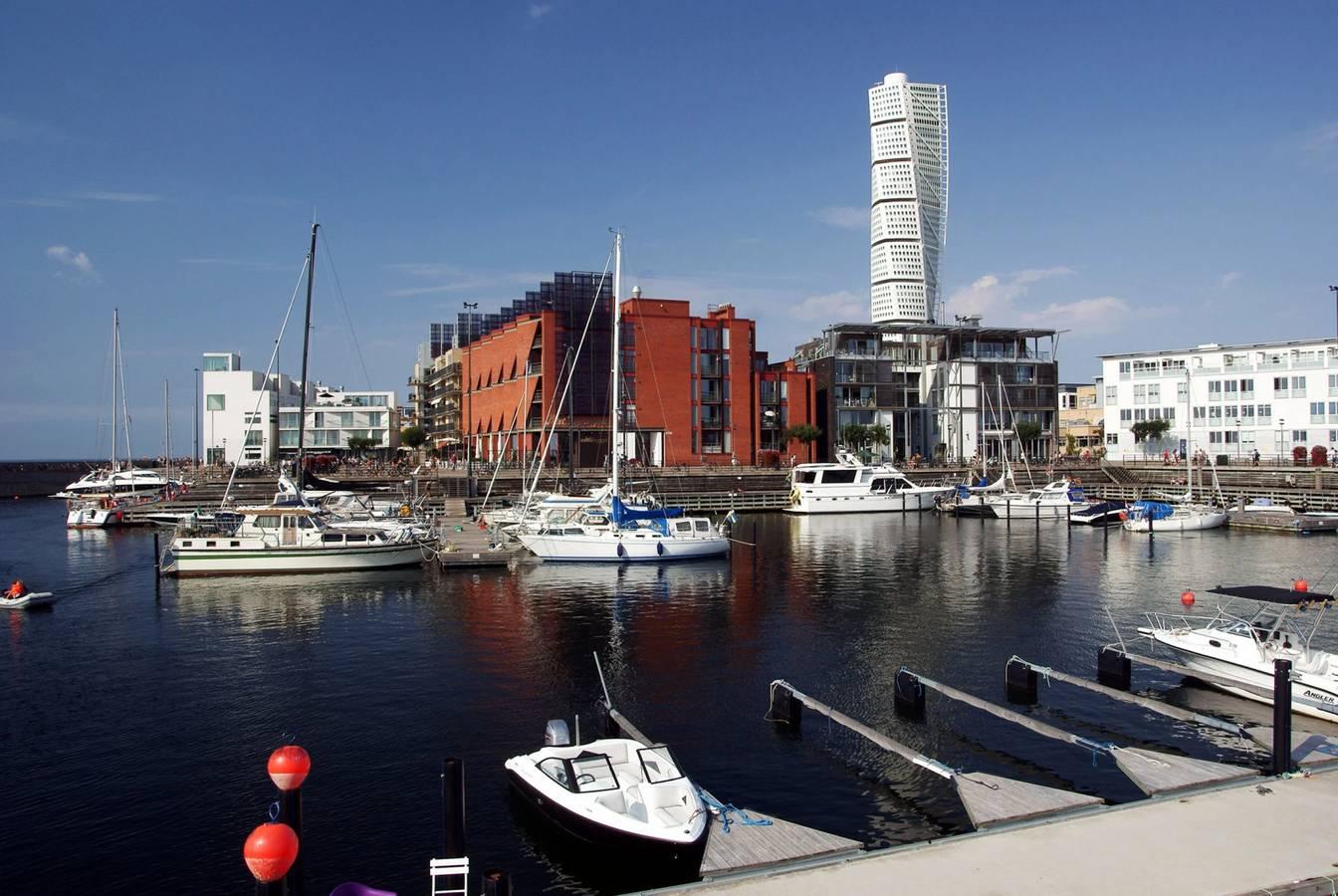 Malmö a Lund - mestá starnúce do krásy