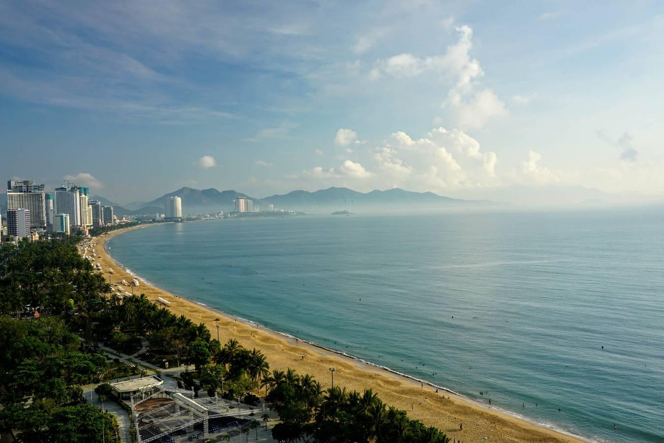 Nha Trang – ako si zamilovať vietnamské pláže