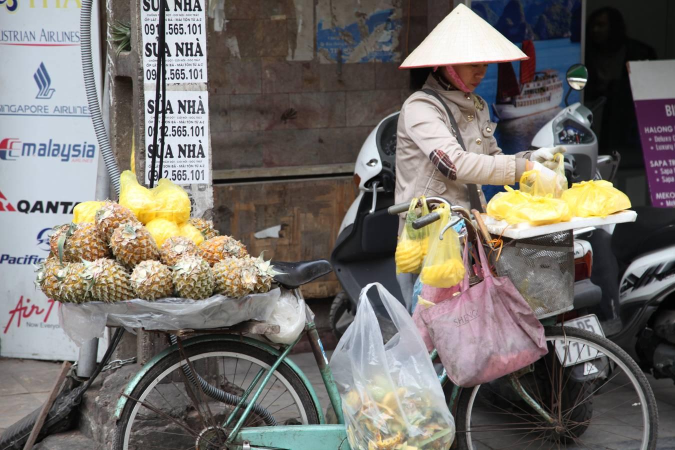 Hanoj - vietnamskejší ako Vietnam