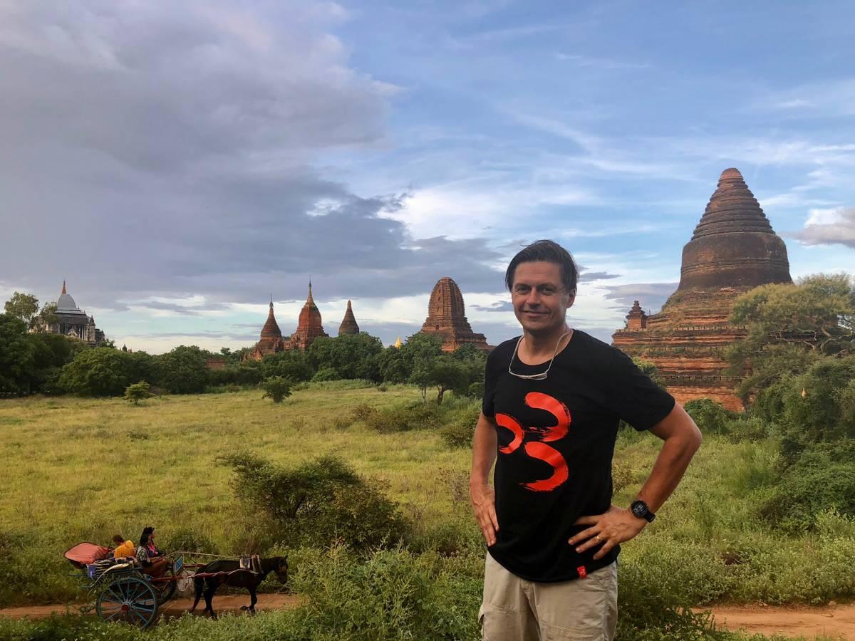 Bagan - na najkrajšej pamiatke sveta