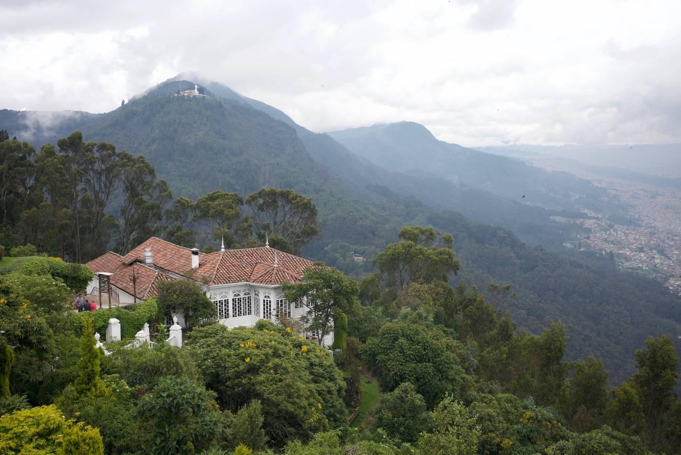 Bogota - prehliadka