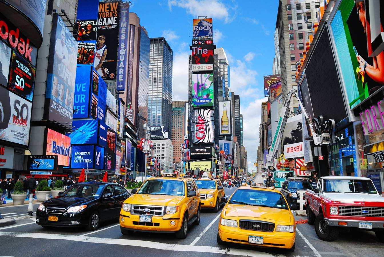 TOP 10 najobľúbenejších ciest do Ameriky