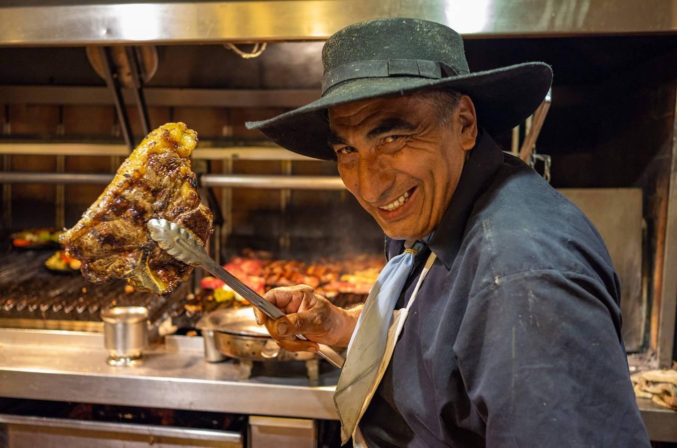 Asado argentino - nič pre vegetariánov!