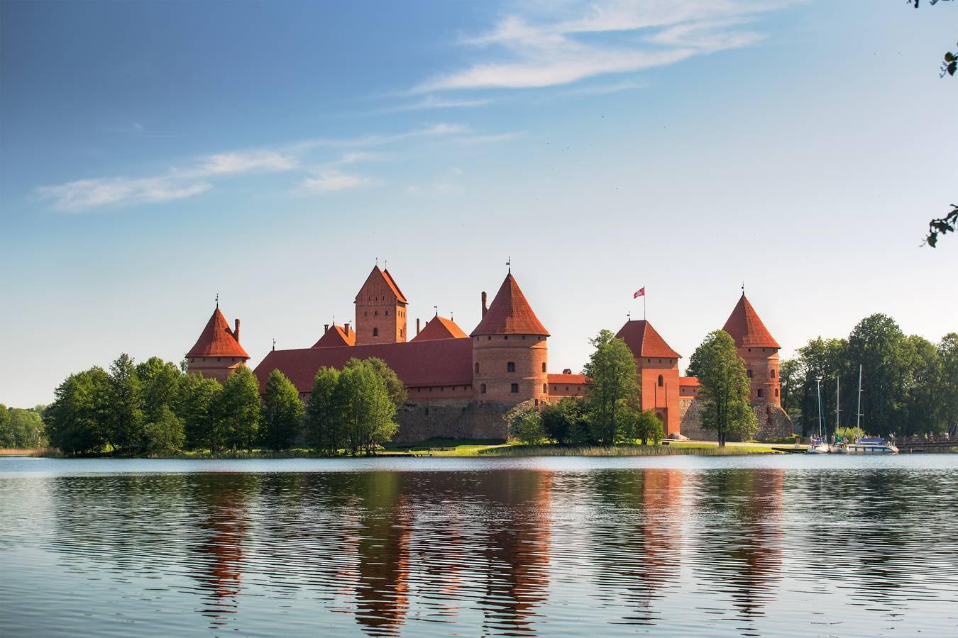 Litva – vjednom znajkrajších stredov Európy