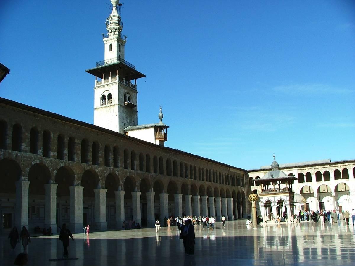 Sýria - kráľovstvo nebeské