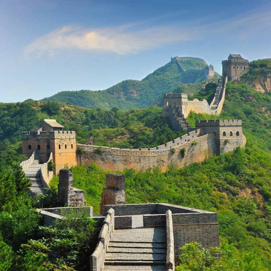 Veľký Čínsky múr - realita a mýtus