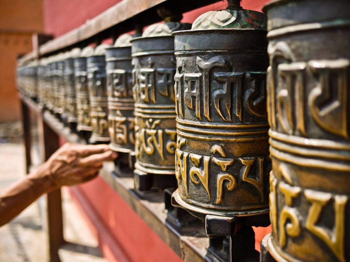 Lhasa - Hlavné mesto strechy sveta