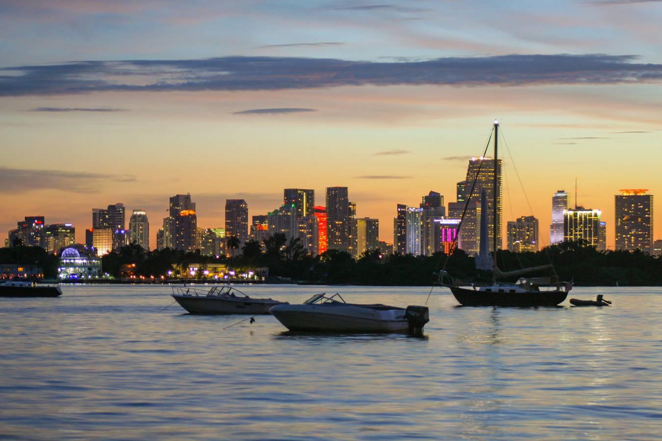 Bienvenidos a Miami - mesto, ktoré má čo ponúknuť