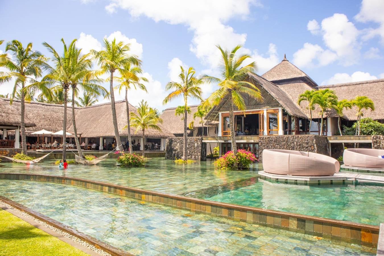 Najkrajšie hotely sveta - Constance Belle Mare Plage, Maurícius
