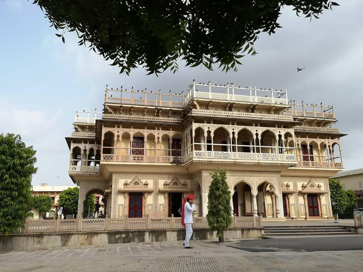 Jaipur – hlavné mesto maharadžov