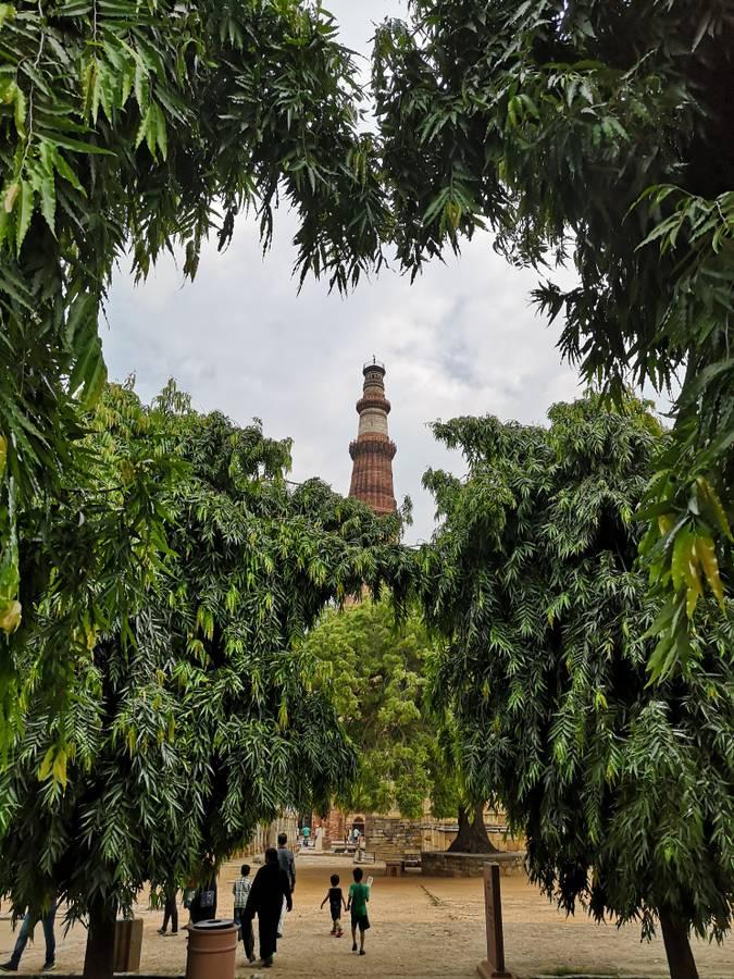 Dillí: chaos kultúr a náboženstiev