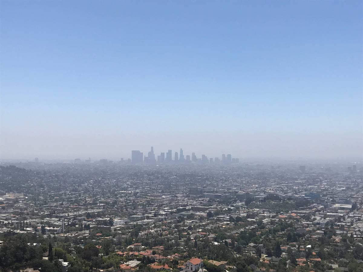 Na hviezdnych potulkách v Los Angeles