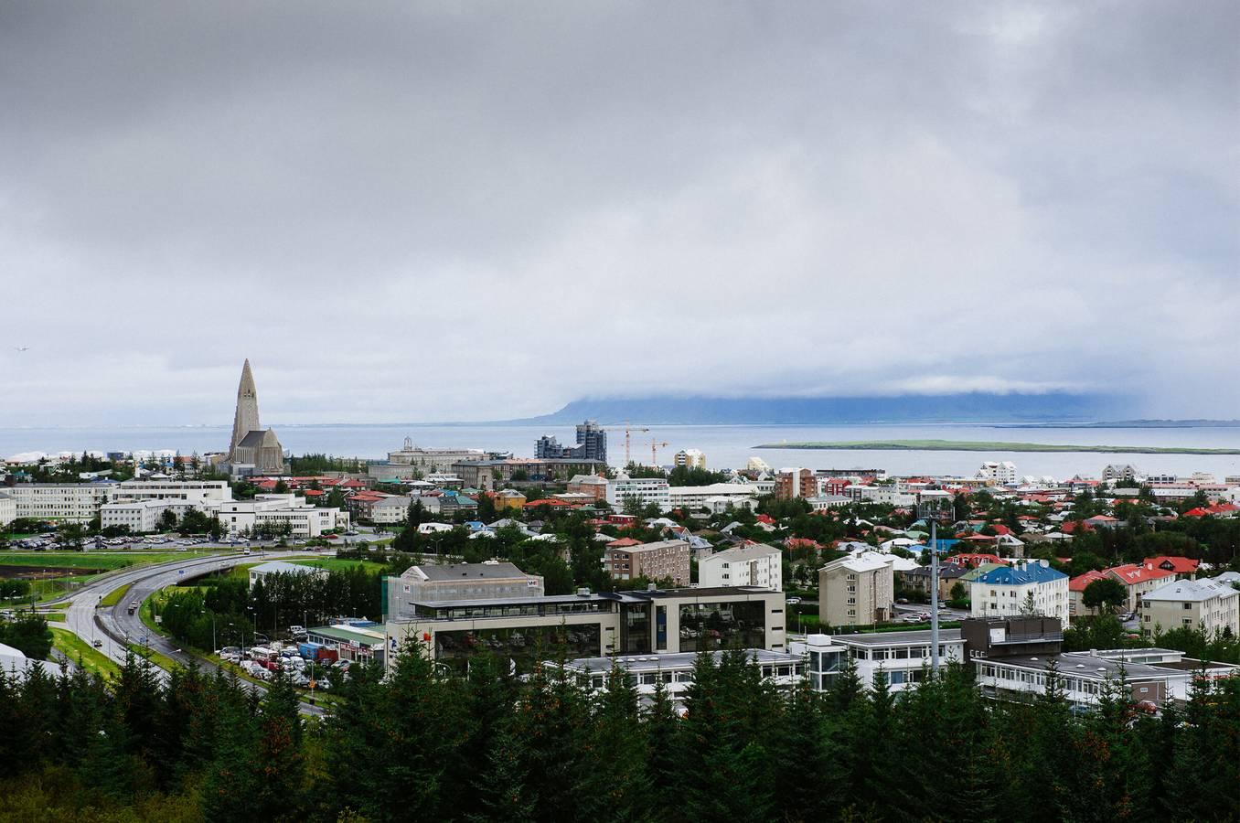 Reykjavík - najsevernejšia metropola sveta