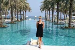 Počasie Omán