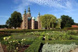 Zámok Rosenborg v Kodani