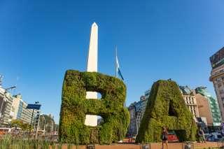Avenida 9. júla, Buenos Aires