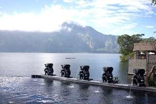 Na Bali bezpečne a krásne