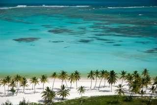 Pláže Domikánskej republiky