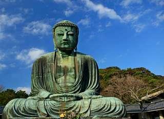 Japonsko - Kamakura a jej veľký Budha