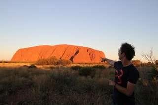 Stred Austrálie, Uluru
