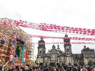 Deň mŕtvych v Mexiku