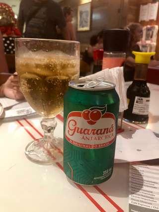 Guaraná - brazílsky nápoj