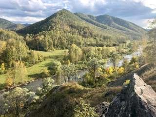 Cesta Ruským Altajom