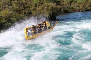 Adrenalínový Jet Boating
