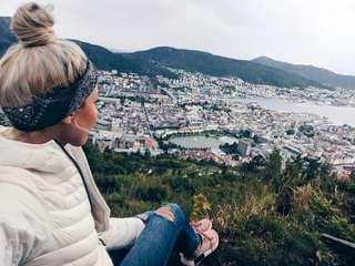 Najkrajšie mesto Nórska