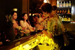Secret bar Mérida