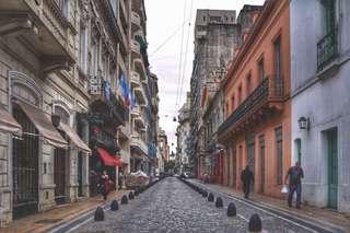 San Telmo - najstaršia štvrť Buenos Aires