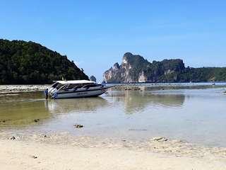 Odliv v Thajsku