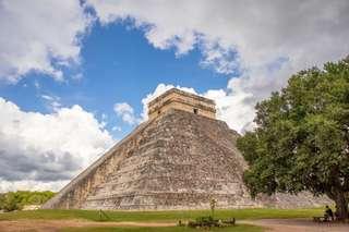 Chichen Itzá - nové náleziská