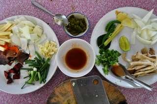 Škola varenia, Thajsko