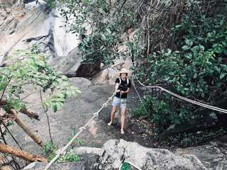 Vodopády Ba Ho pri Nha Trangu