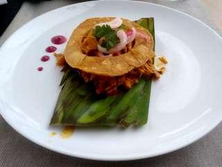 Cochinita Pibil, jedlo