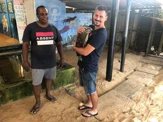 Srí Lanka - 35 rokov záchrany korytnačiek