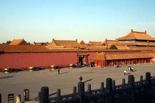 Suzhou – Benátky Číny (apríl 2003)