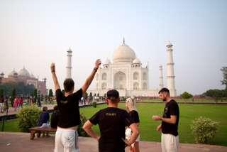India - velky okruh