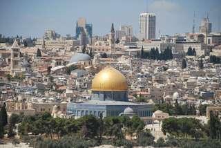 Jeruzalem - pre mamu Jarmilu
