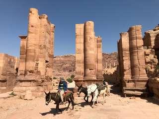 Petra a Wadi Rum