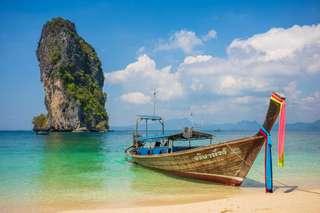 Exotická letná dovolenka - po prvé