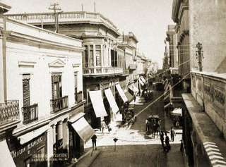 Florida a Lavalle, Buenos Aires