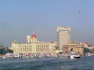 Hotel Taj Mahal Palace, Bombaj