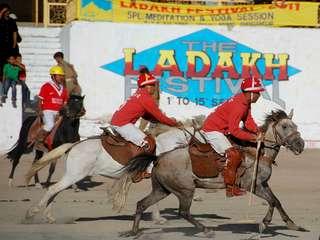 Ladacký festival, Leh