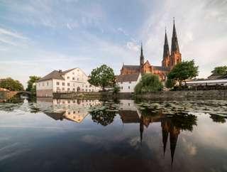 Uppsala - najstaršia univerzita v Severnej Európe