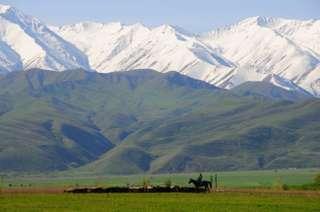 Zaujímavosti Kirgizsko