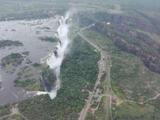 Sedmý div světa v srdci Afriky