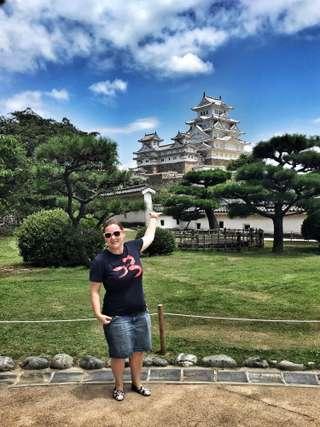 Najznámejší japonský hrad Himeji