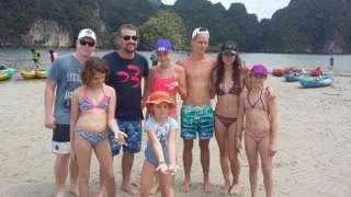 S deťmi do Thajska